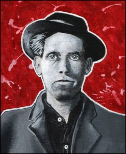 Joe Hill portrait