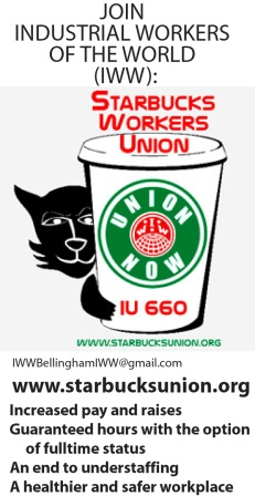 IWW Starbucks Workers Union